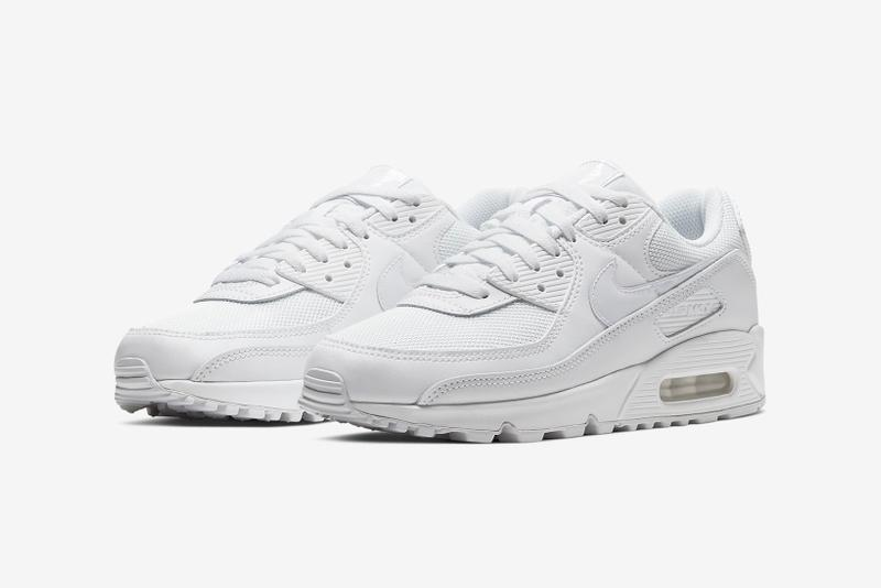 nike air max 90 twist womens sneakers white black shoes footwear sneakerhead