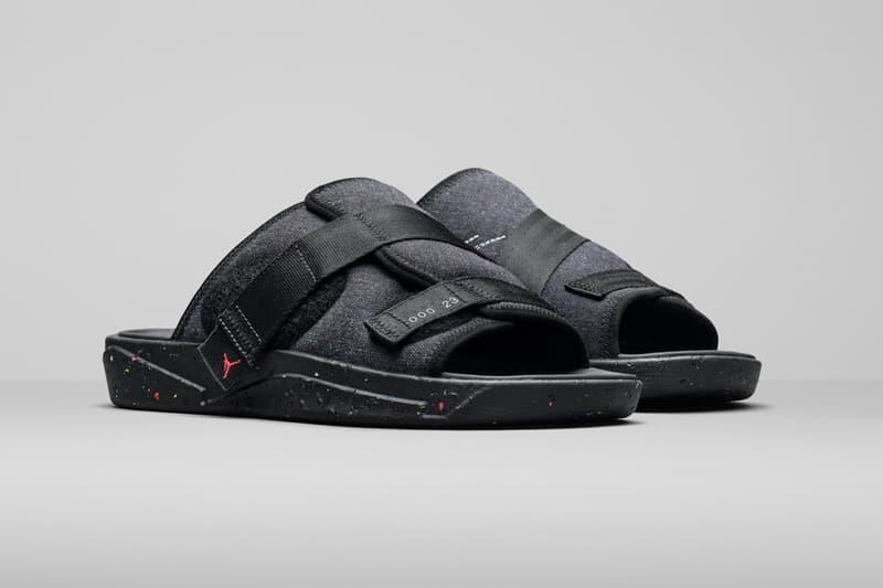 nike crater collection air jordan 1 high zoom sneakers sustainable black gray shoes footwear sneakerhead