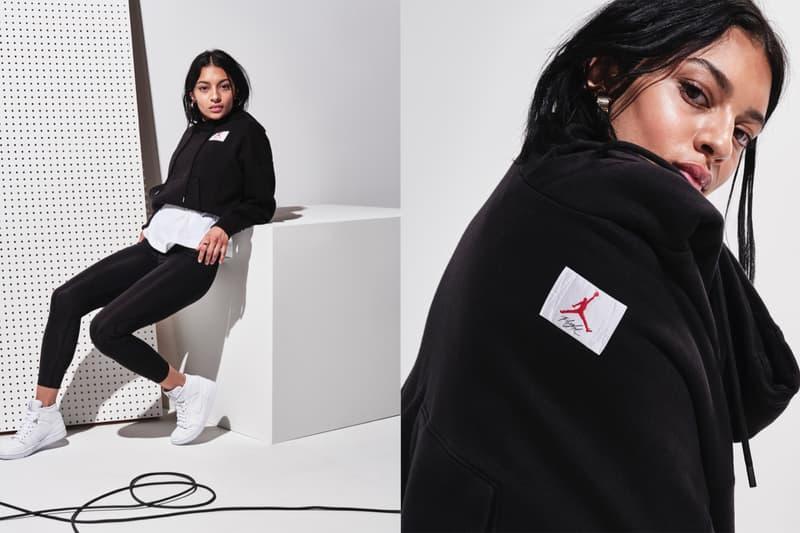 nike jordan brand womens nyc flight essentials city utility collection