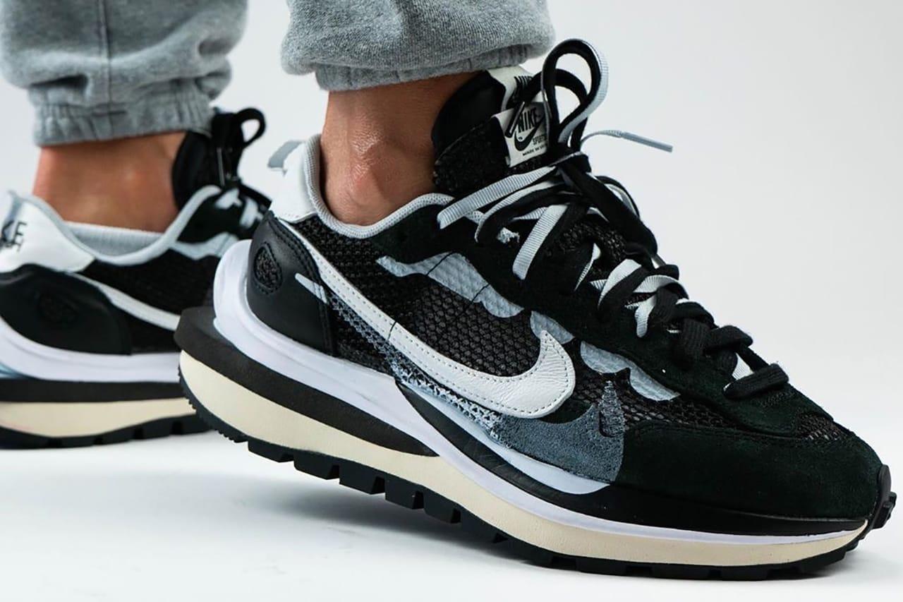 sacai x Nike Pegasus VaporFly SP On