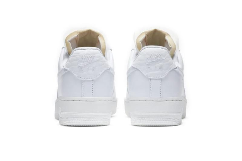 Nike Air Force 1 '07 LX White Lace AF1 Women's Sneakers Release Info