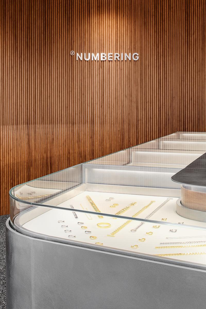 numbering jewelry gangnam seoul south korea flagship store retail opening