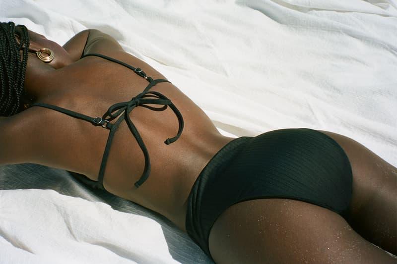 ookioh rachael wang sustainable swimwear bikinis ethical eco-friendly los angeles