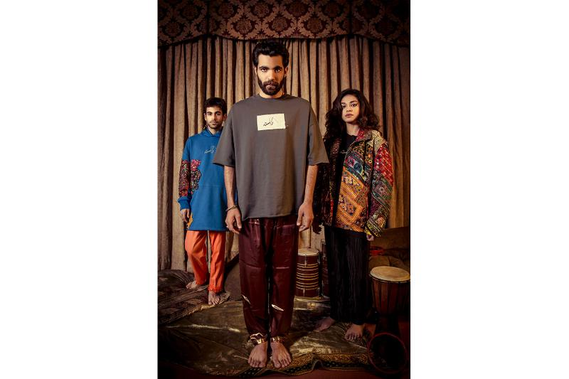 rastah vol 3 pakistani streetwear brand sustainability luxury fashion