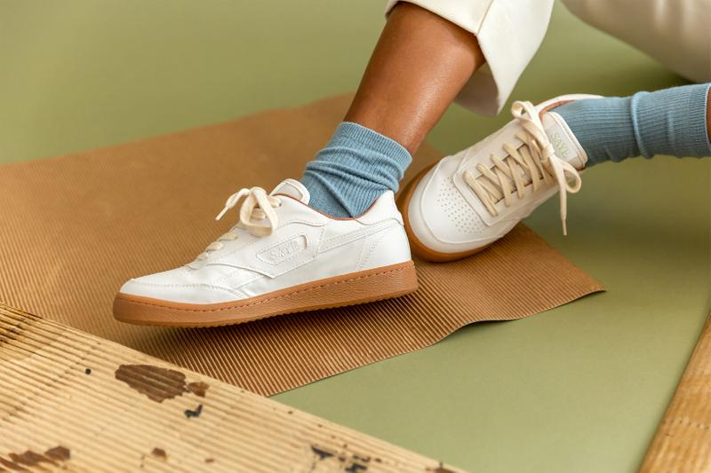 saye not just vegan sneakers sustainable eco-friendly ethical release price