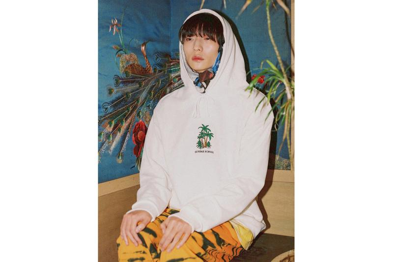 sundae school pre-fall chapter 5 the butterfly dream collection tie-dye hanbok seoul korea
