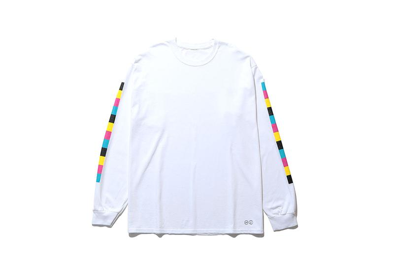 peaceminusone the conveni g-dragon hiroshi fujiwara fragment design collaboration t-shirts bulldog clips