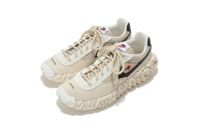 undercover nike ispa overreact sneakers collaboration jun takahashi spring summer 2021