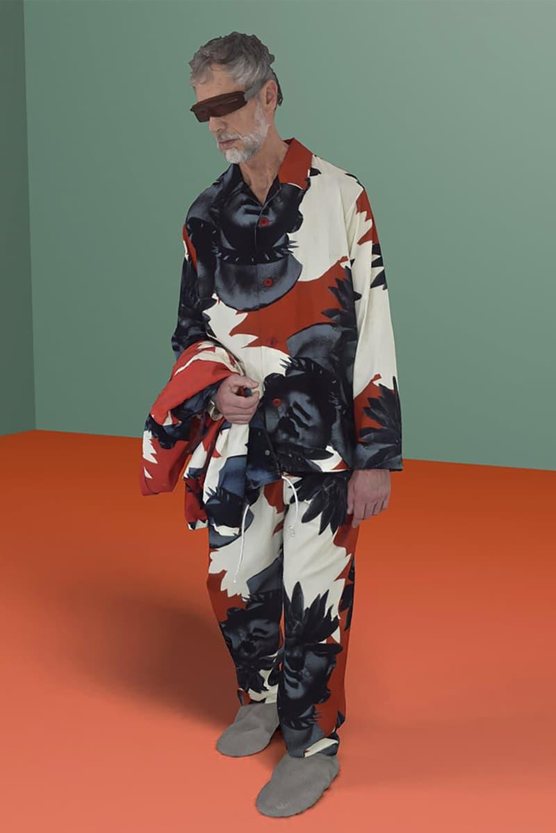 undercover spring summer 2021 3d nike collaboration menswear lookbook jun takahashi coronavirus
