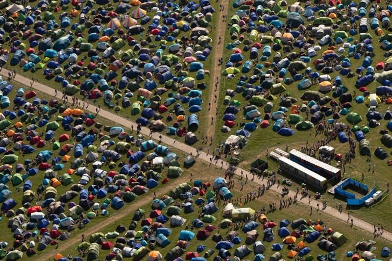 unlocked social distancing music festival coronavirus covid-19 northern ireland