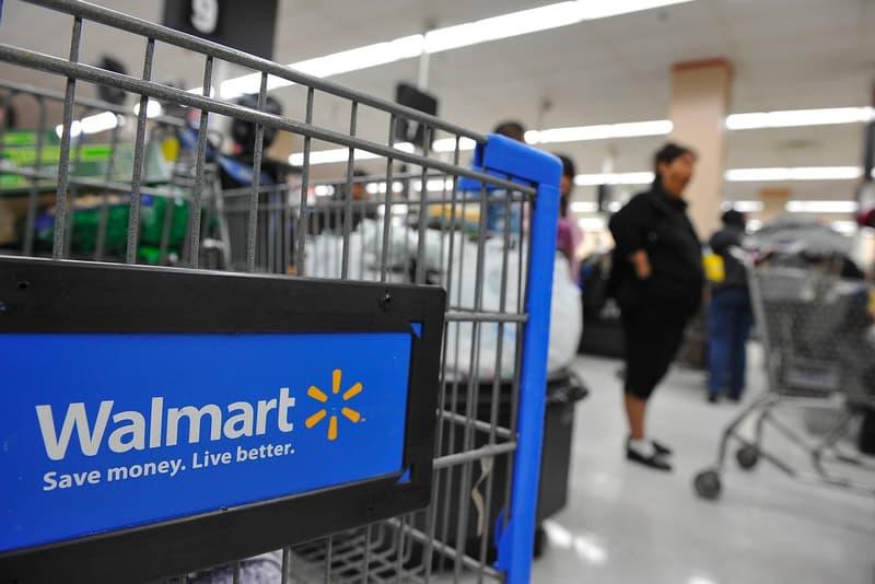 Walmart Store Shopping Cart Logo