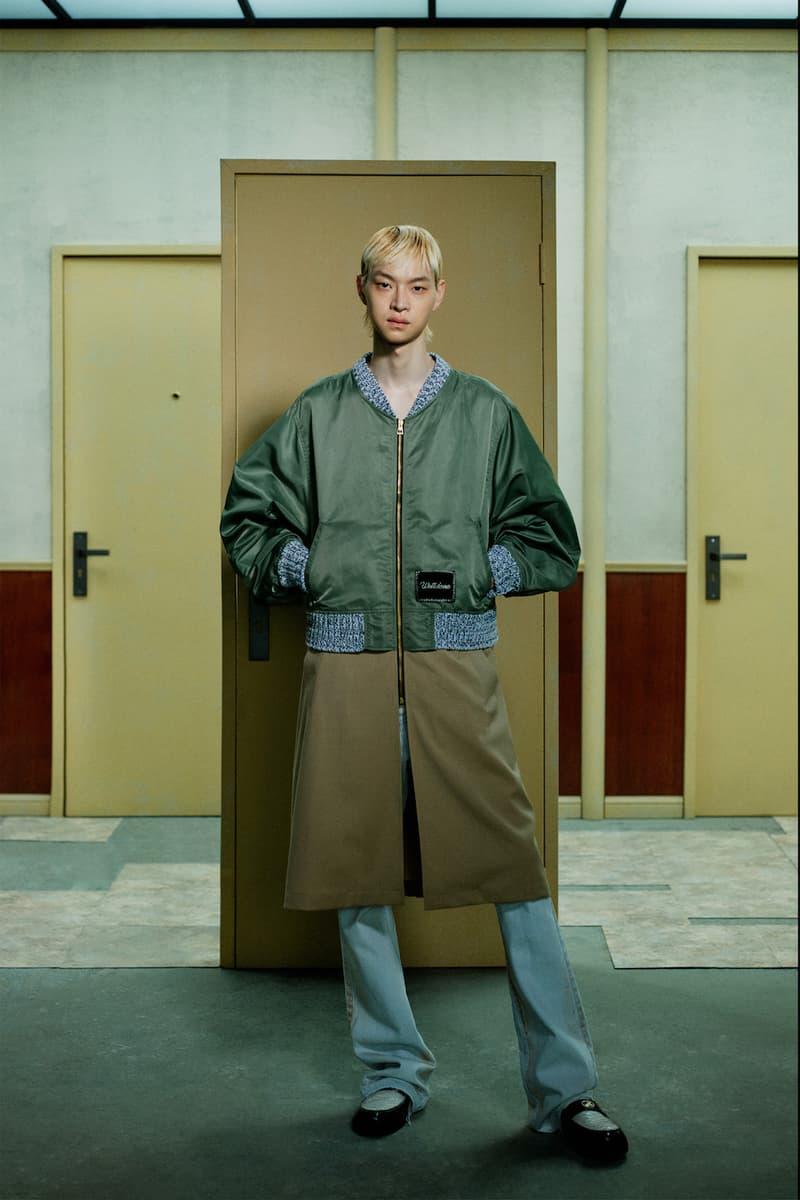 we11done pre spring summer 2021 mens womens collection paris fashion week digital platform