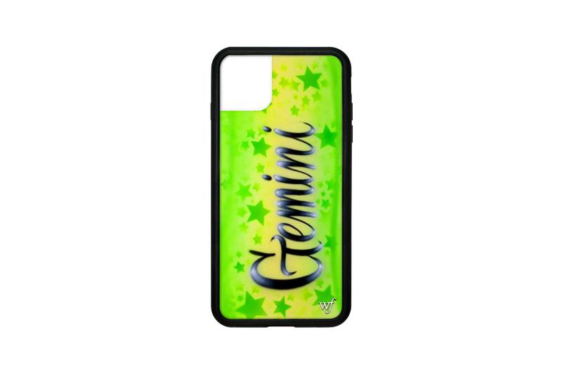 Wildflower Cases Zodiac Phone iPhone Collection Leo Virgo Airbrush