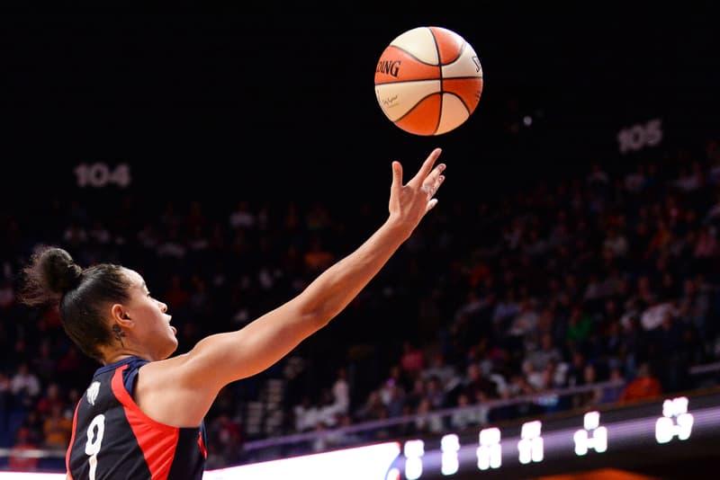 WNBA Finals 2019 Game 3 Natasha Cloud