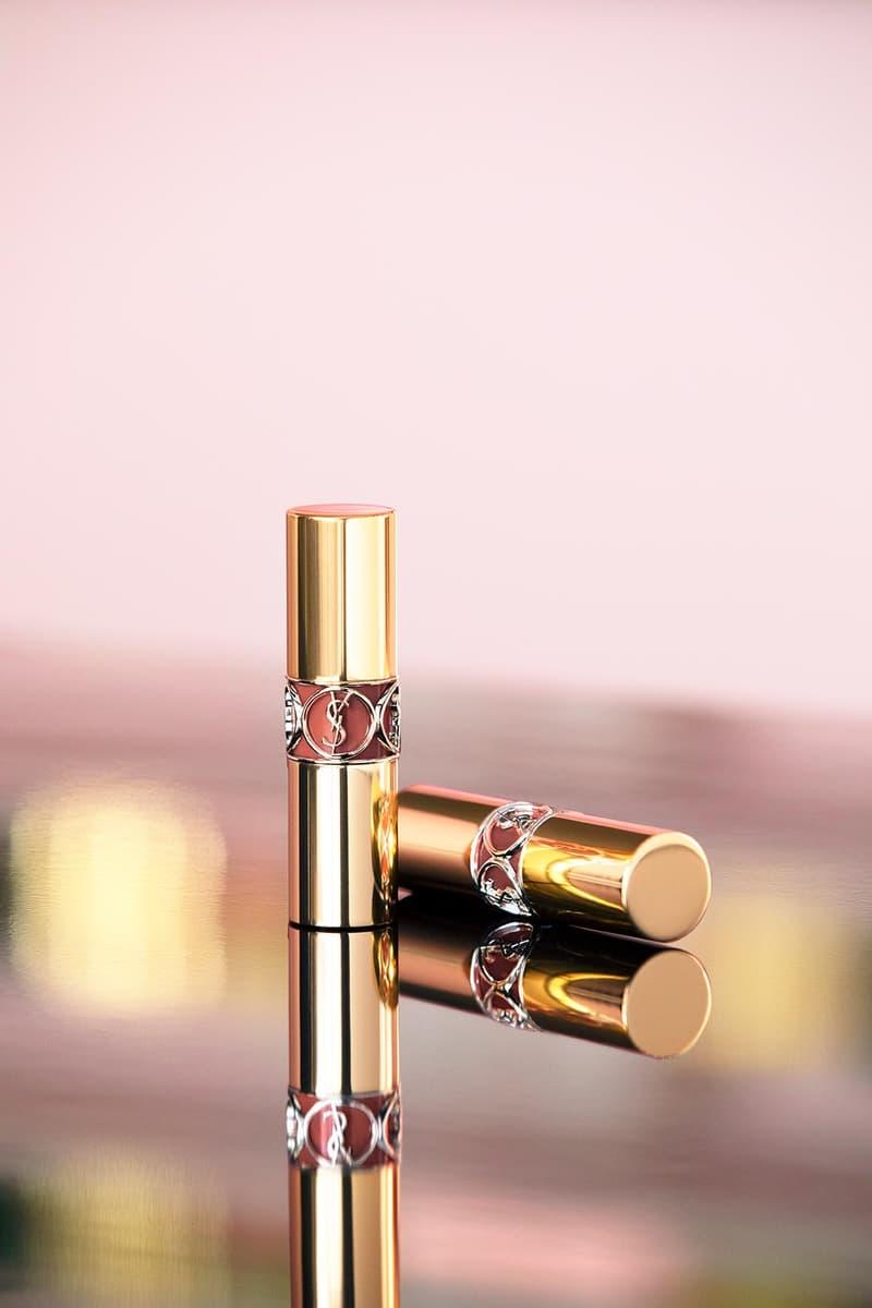 ysl yves saint laurent beauty milk tea collection lipstick lip gloss oil makeup beauty