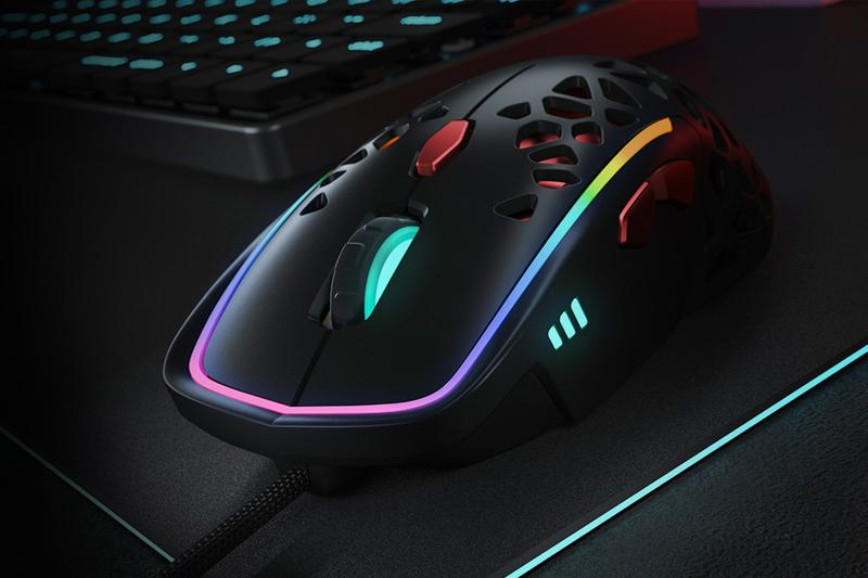 zephyr sweat proof gaming mouse cooling system kickstarter computer pc technology
