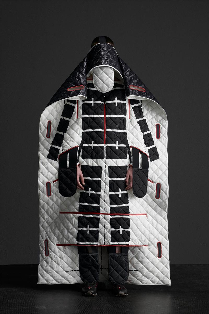 5 moncler genius craig green collaboration jackets outerwear duvets