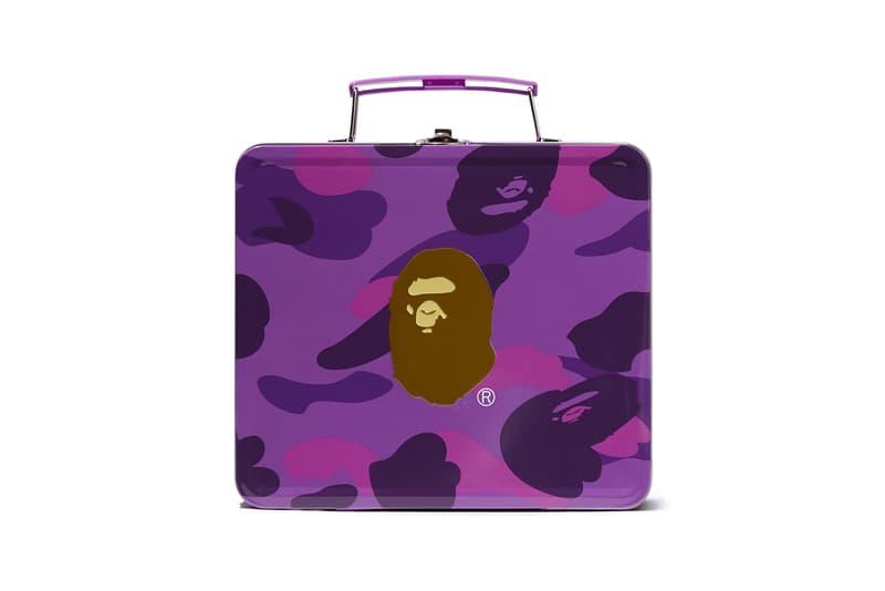 a bathing ape mooncakes gift box set purple camo mid autumn festival hong kong