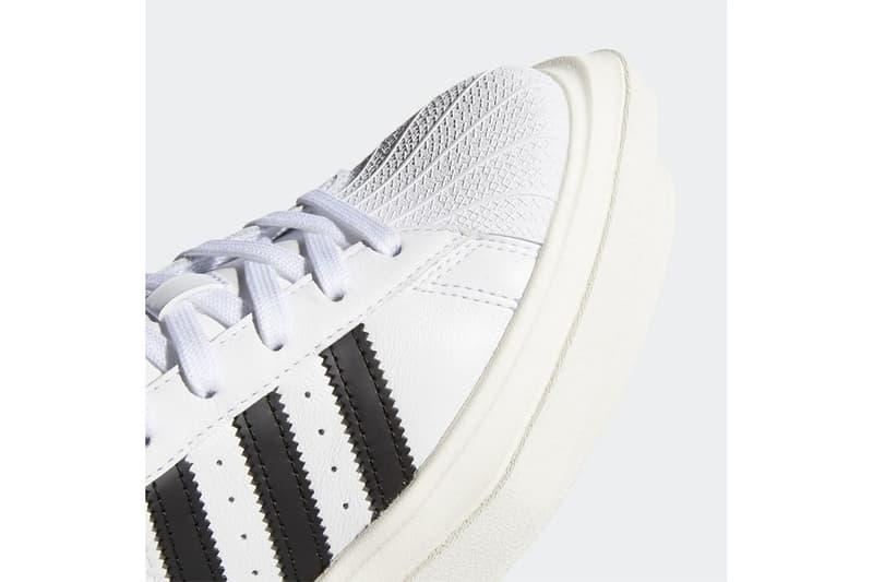Beyoncé ivy park adidas originals superstar platform first look release price info