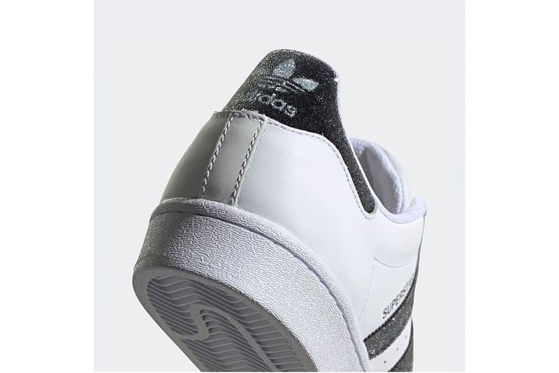 Swarovski x adidas Originals Sneaker Collaboration Release Superstar Stan Smith