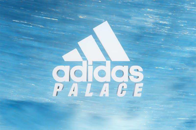 adidas palace skateboards sunpal collaboration sneak peek teaser