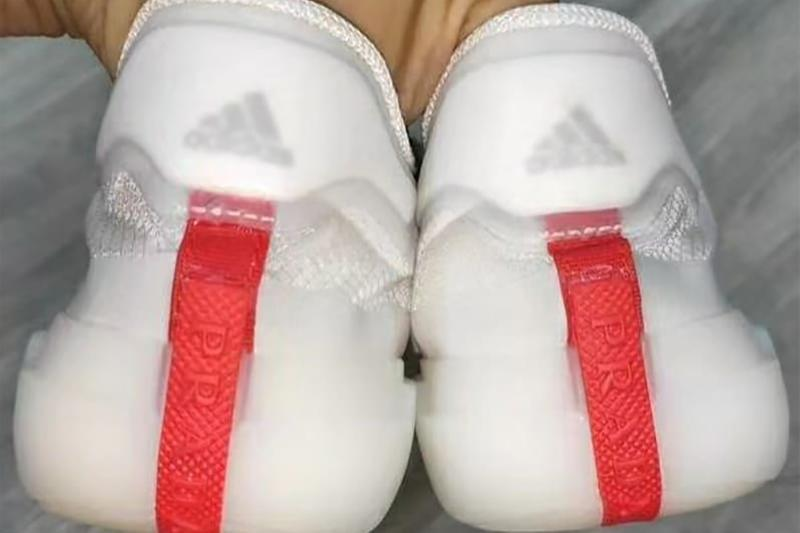 adidas prada collaboration americas cup sneakers white red footwear sneakerhead shoes