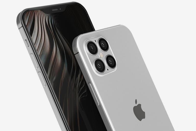 Apple iPhone 12 Design Model Silver Black