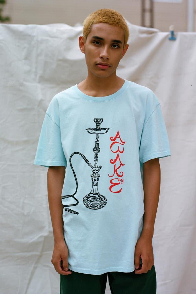 awake ny re-up tee shirt summer capsule collection nelson mandela vapors president release