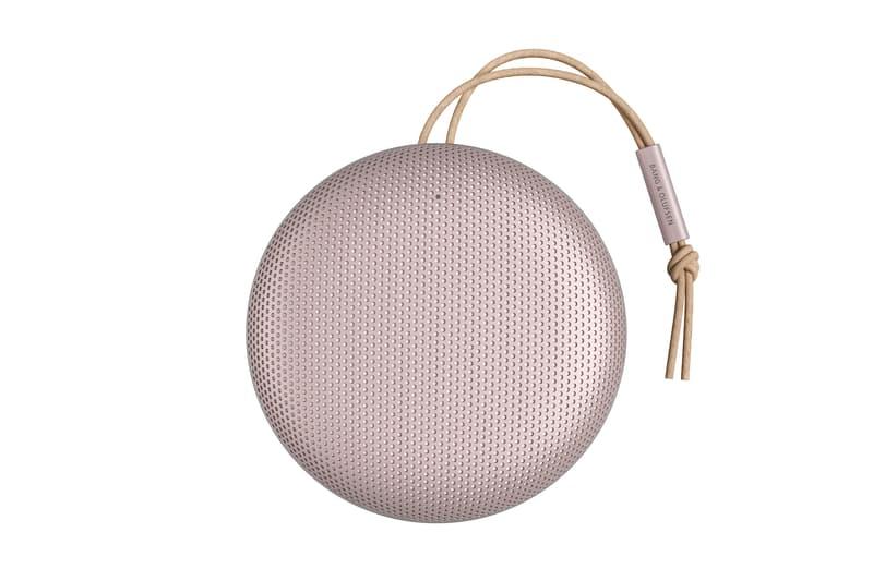 Bang & Olufsen Wireless Speaker Earphones Release Pink Green Metallic Beosound A1 Beoplay E8