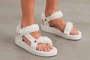 Picture of 9 Stylish Velcro Sandals for Elevating Your Summer 'Fits