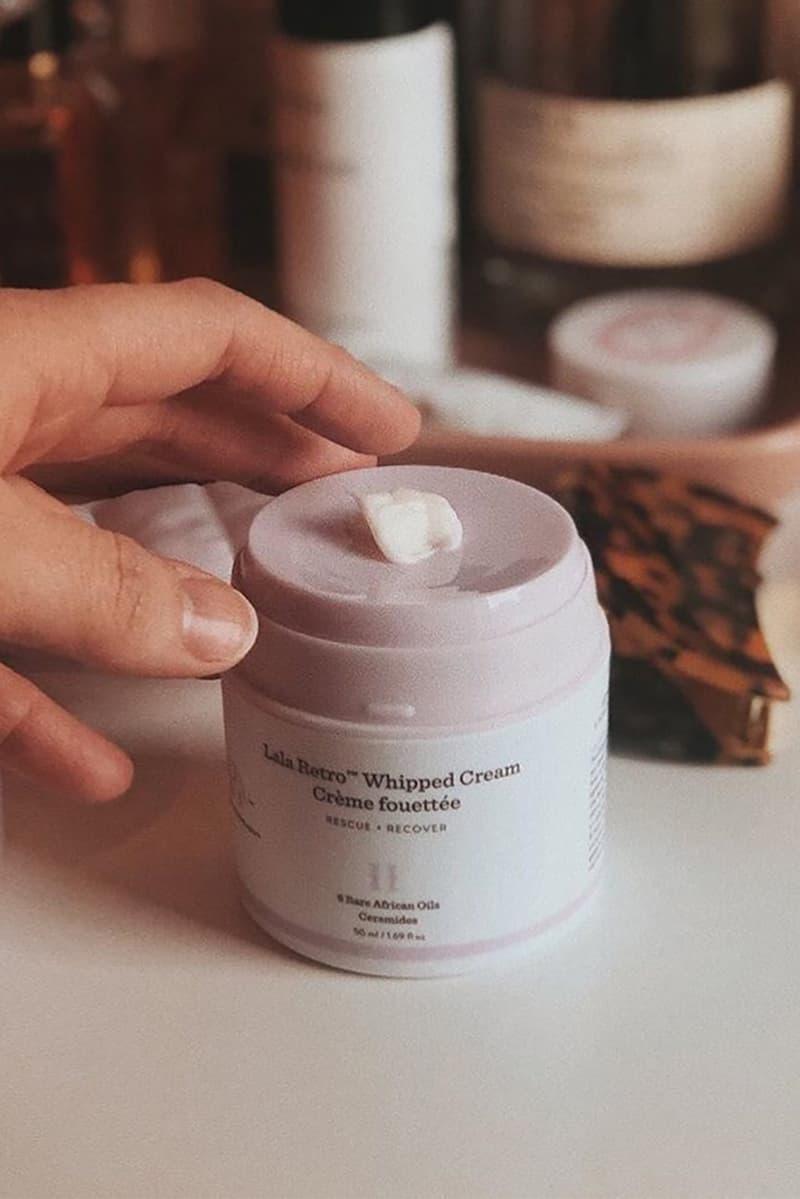 Best Facial Dry Skin Skincare Drunk Elephant Lala Retro Whipped Moisturizer Ceramides