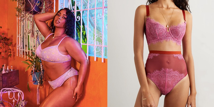 10 Lace and Mesh Lingerie Sets to Add to Your Underwear Drawer