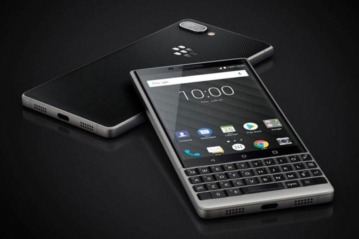Blackberry Physical Keyboard Phone Re Launch Hypebae