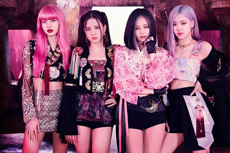blackpink selena gomez ice cream selpink release everything to know facts outfits music video ariana grande victoria monet