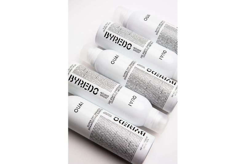 byredo ouai super dry shampoo collaboration limited edition release price jen atkin ben gorham