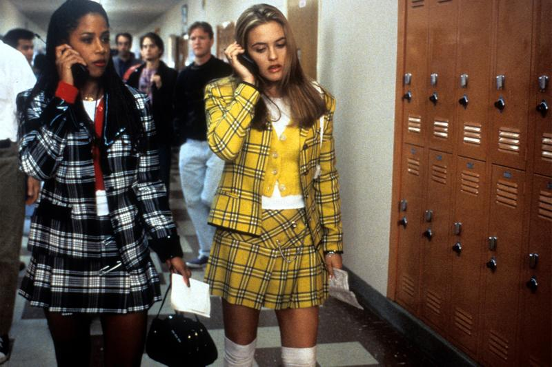 clueless reboot remake tv show series peacock stacey dash dionne marie davenport 1995 movie film