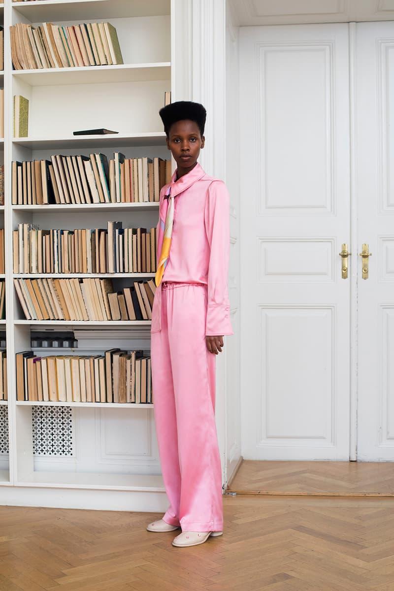stine goya spring summer 2021 house of collection lookbook pastel colors copenhagen fashion week cphfw