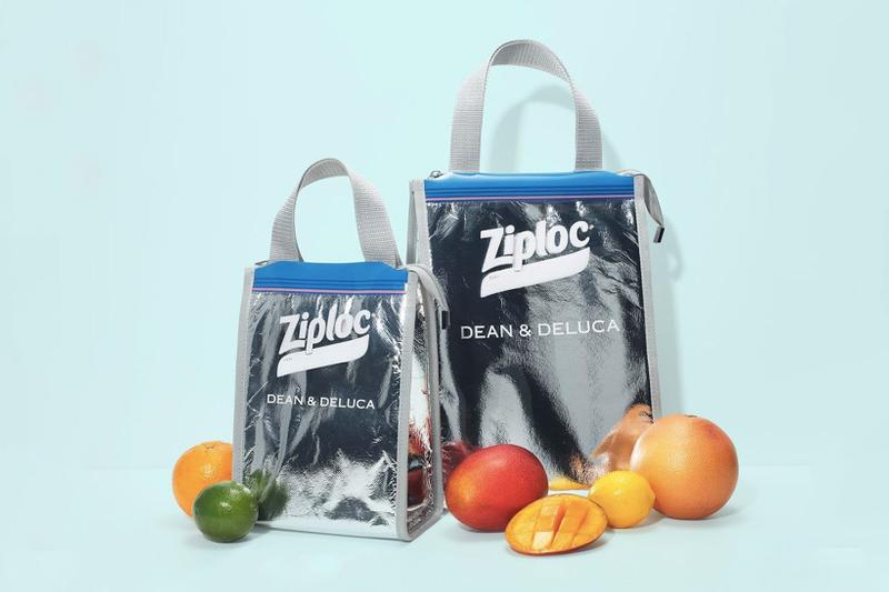 beans dean & deluca ziploc cooler freezer bags pvc tote shopper price where to buy
