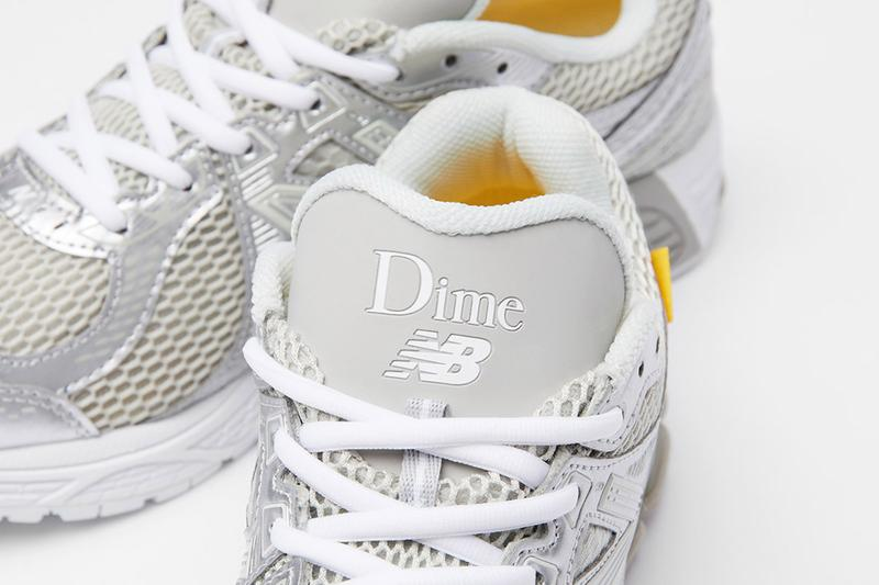 Dime x New Balance ML860 Collaboration Release