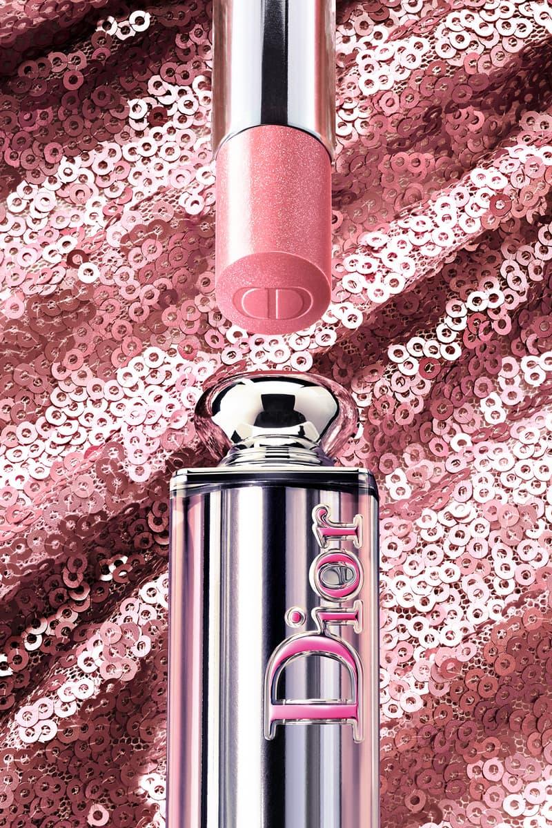 Dior Beauty Addict Stellar Shine Lipstick Couture Shades Pink
