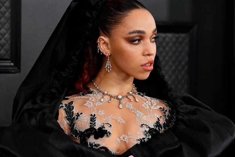 FKA twigs Grammys 2020 Red Carpet