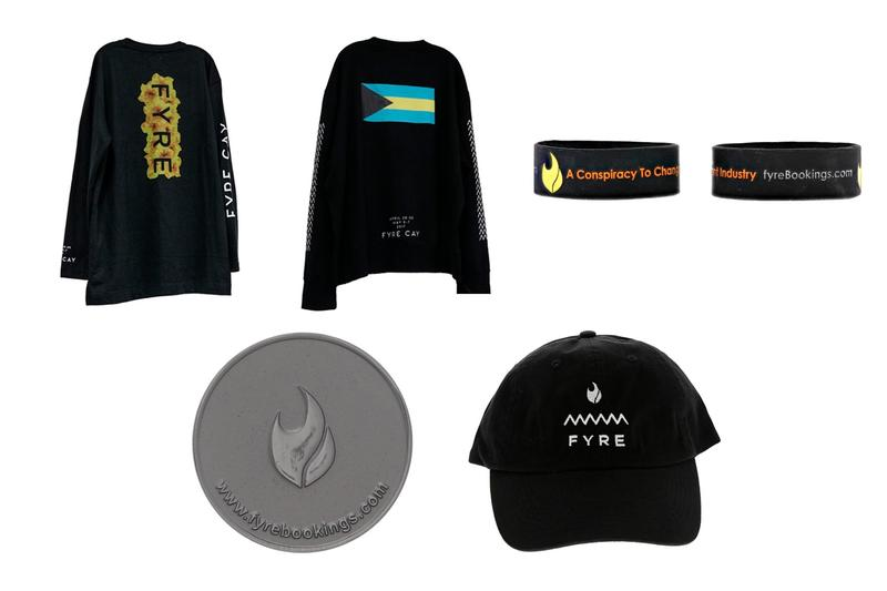 fyre festival merch on sale online auction where to buy us marshals service
