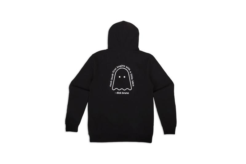Ghostly x Miffy Capsule Collection T-Shirt Shorts Blanket