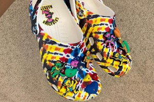 Picture of Chinatown Market Joins Forces With Grateful Dead for Tie-Dye Crocs