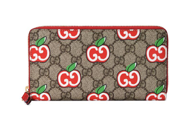 gucci apple gg monogram logo chinese valentine's day supreme canvas accessories marmont bags wallets hats