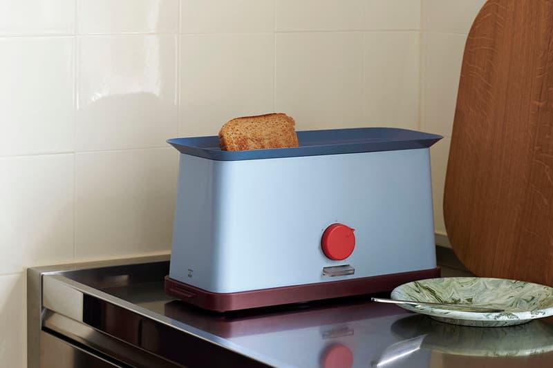 HAY Toaster Blue George Sowden Kitchen Appliances Denmark Danish Design Home Scandinavian