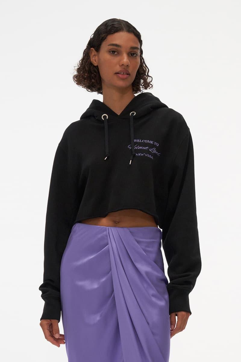helmut lang land pz opassuksatit capsule collaboration hoodies shirts sweaters mouse head 95 rocket