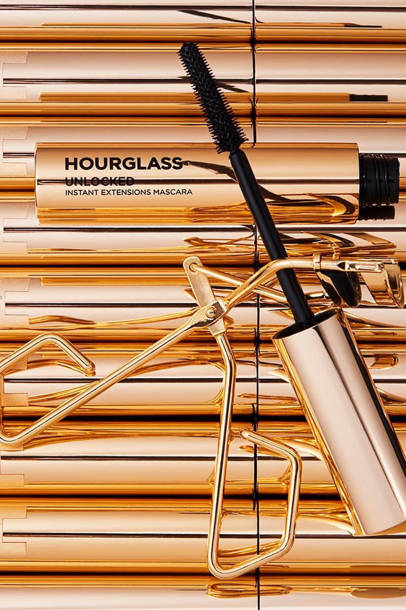 hourglass unlocked instant extensions mascara makeup vegan cruelty free rosie huntington whiteley beauty cosmetics