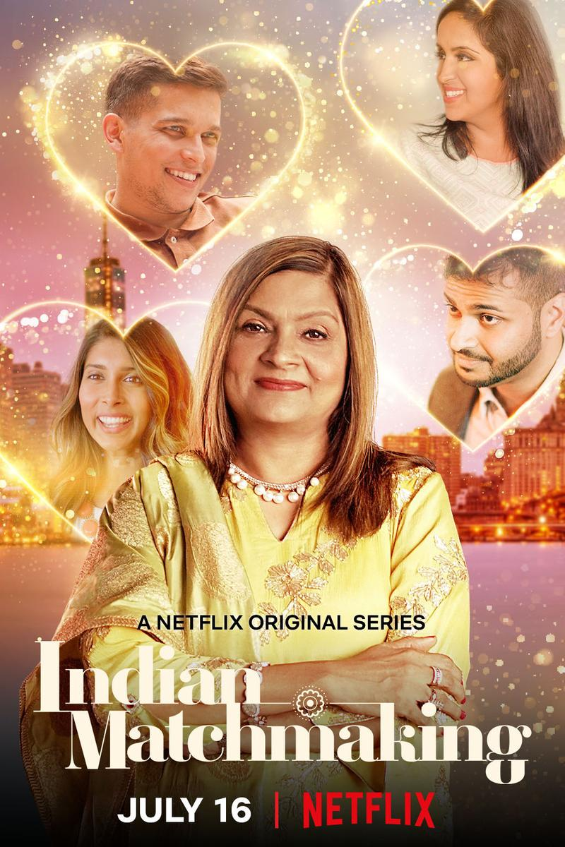 Netflix Indian Matchmaking Aparna is A Role Model Op-Ed Indian Heritage Culture TV Show Arranged Marriage