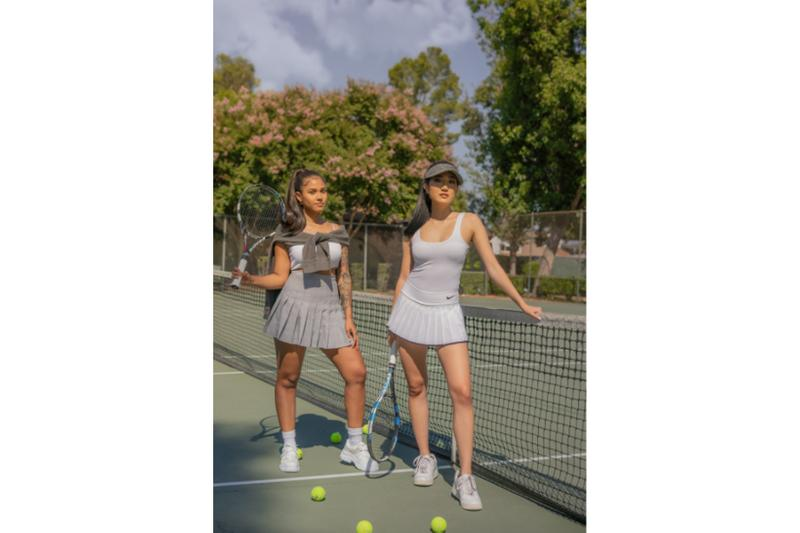 insert name here inh hair extensions lola ponytail tennis trend